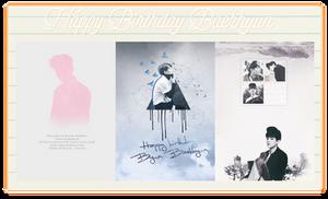 [SHARE PSD] HAPPY BIRTHDAY BYUN BAEKHYUN