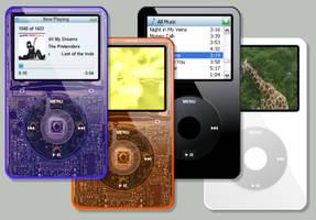iPod Clear by Rallyz