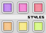 Layer Styles Set 1 by Alice-Grafixx