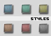 Layer Styles Set 6 by Alice-Grafixx
