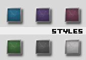 Layer Styles Set 11 by Alice-Grafixx