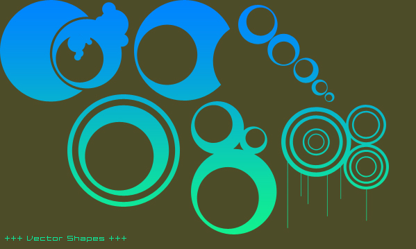 Vector Shapes