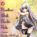 10 Random Girl_Render Pack