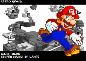 RR: Main Theme :SM 3D Land: by JamesmanTheRegenold