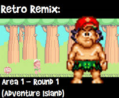 RR: Stage 1 :Adventure Island: by JamesmanTheRegenold
