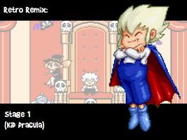 RR: Stage 1 -Kid Dracula- by JamesmanTheRegenold