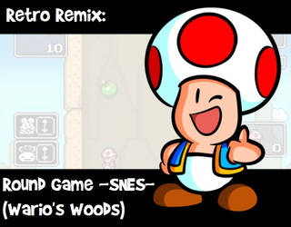RR: Main Theme -SNES Ver.- :Wario's Woods: by JamesmanTheRegenold