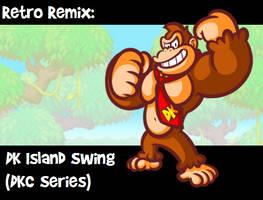 RR: DK Island Swing -DKC Series- by JamesmanTheRegenold