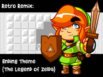 RR: Ending Theme -The Legend of Zelda- by JamesmanTheRegenold