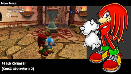 RR: Death Chamber -Sonic Adventure 2-