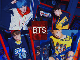 Photopack: BTS 'Love Yourself' All Version's by valecarol