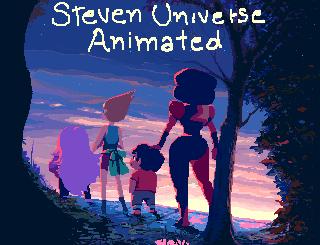 Steven Universe by Moonshen