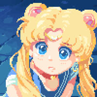 My pixel Usagi