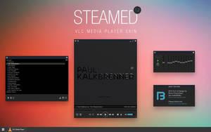 Steamed-VLC-skin by onehalfkiller