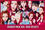 Red Velvet [Render Pack #24]