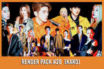Kard [Render Pack #28]