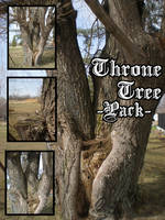 Throne tree by gsdark-stock