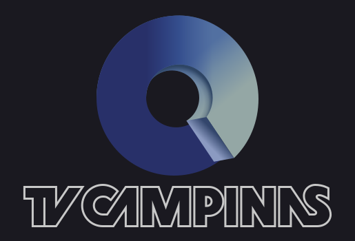 TV Campinas Logo Recreated by Unitedd
