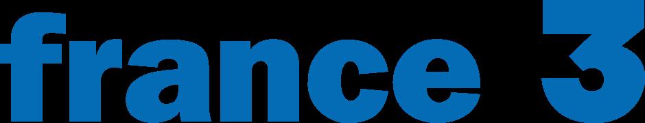 France 3 Logo (1992) Horizontal by Unitedd