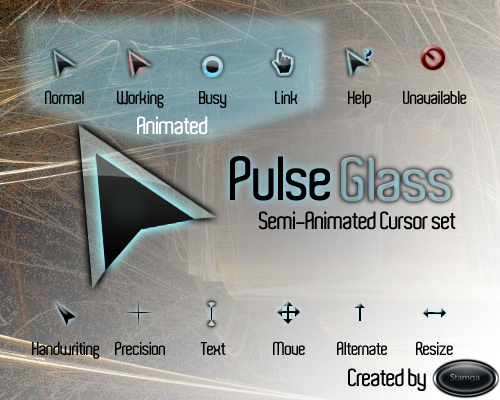 Pulse Glass by Stamga