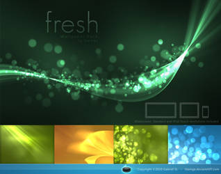 Fresh - Wallpaper Pack by Stamga