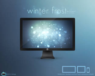 Winter Frost by Stamga