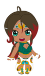 .:ANIMATION:. Chibi Coraleana