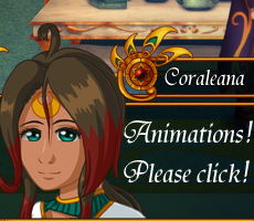 Enlea Game Animation by Coraleana