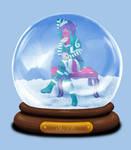 Animated Snow Globe: Akidah