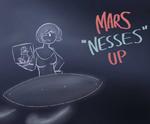 Mars 'Nesses' Up