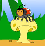 Lilo Bugs Nani