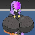 Massive Effect 3: Tali's Omni-Tool