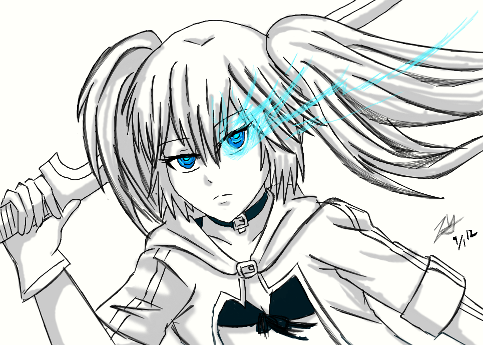 Quick BRS sketch by Athyra