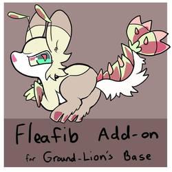 Ground-lion Base Fleafib Add-on