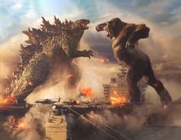 Battle of the Alpha Titans!