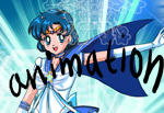 My transformation sailor mercury FINISH