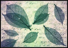 Wings_Leaves by flordelys-stock