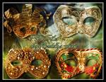 Venetian Masks_PSD Files