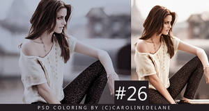 PSD Coloring #26