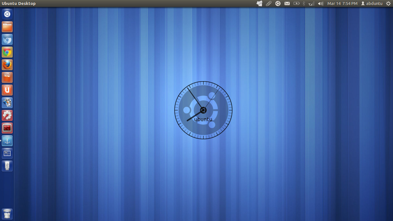 Ubuntu nsClock