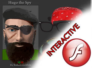 Hugo the Spy: Master of Disguise