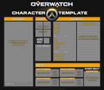 Overwatch Original Hero Template