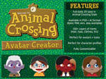 Animal Crossing Avatar Creator