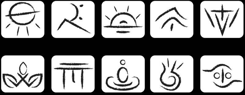 Ev'ren District Icons