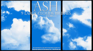 Clouds Brushes I