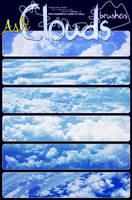 Clouds Brushes II by iAiisha
