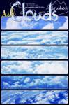 Clouds Brushes II
