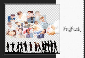 SEVENTEEN PNG PACK 03 By Weiting1122 by weiting1122