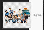 SEVENTEEN PNG PACK 04 By Weiting1122