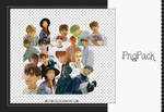 SEVENTEEN PNG PACK 05 By Weiting1122
